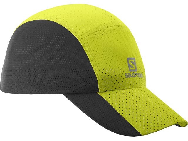 Salomon XT Compact Huvudbonad gul/svart